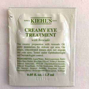 💄$1 Kiehl's Creamy Eye Treatment with Avocado